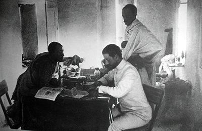 Николай Гумилёв. Африканский дневник пока еще заполняется…