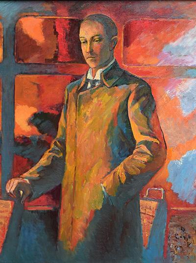 Посвящение Н. Гумилёву. Заблудившийся трамвай
