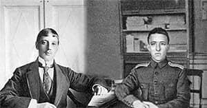 Гумилёв и Блок