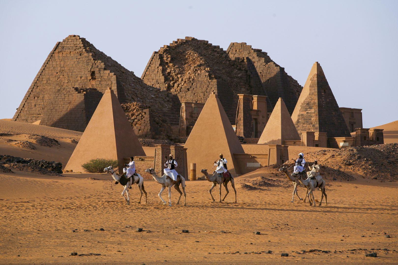является судан пирамиды фото этом году отдыхающие